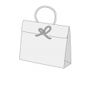 Sac luxe cadeau personnalisable taille 3