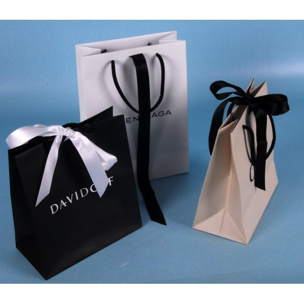 sac personnalis papier luxe 40 12x30. Black Bedroom Furniture Sets. Home Design Ideas