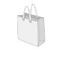 Sac cabas polypropylène tissé plastifié