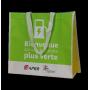 Sac cabas polypropylène non tissé plastifié
